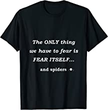 fear nothing t shirt