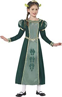 Smiffy's Girl's Shrek Princess Fiona Costume