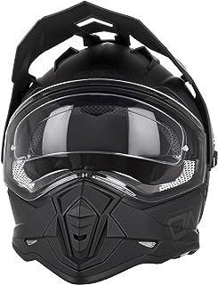 "O""NEAL Sierra II Adventure Enduro MX Motorrad Helm Flat schwarz 2020 Oneal: Größe: S 55-56cm"