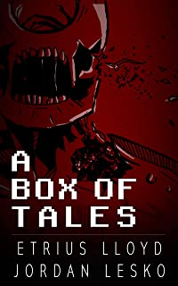 A Box of Tales: Action-Packed YA Fantasy Short Stories Based on Your Favorite PS4 and Xbox One Video Games (English Edition)