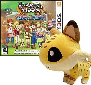 Harvest Moon®: Skytree Village 3DS Bobcat Bundle