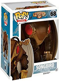 Funko Pop Games Bioshock Infinite Songbird