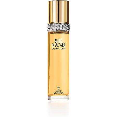 Elizabeth Taylor White Diamonds, Perfume for Women, Daytime Wear Scent, 3.3 Ounce
