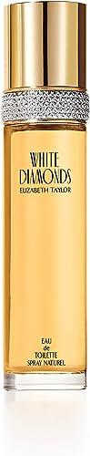Elizabeth Taylor White Diamonds Eau de Toilette, 100ml, 3.3 Ounces, multi/none (121881)