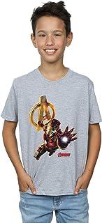 Marvel Jungen Iron Man Pose T-Shirt