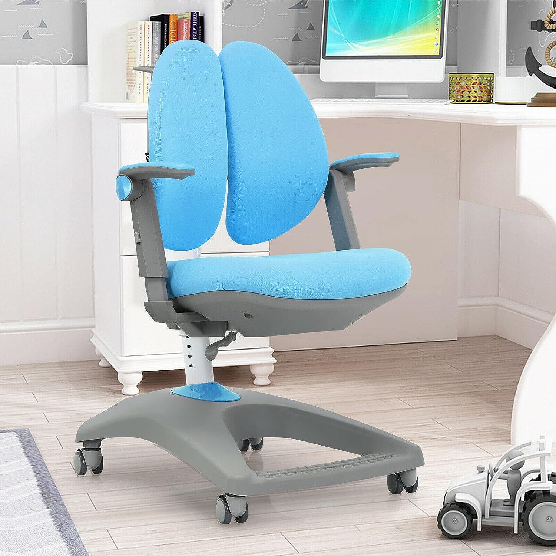Ergonomic Design Children Study Chair Sale Very popular! price Height Depth Adjustable Si