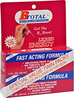 Sublingual Products B-Total Twin Pack - 2 fl oz (Pack of 2)