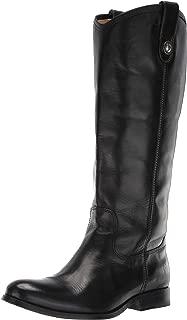 حذاء برقبة طويلة للركبة بأزرار Melissa للسيدات من FRYE