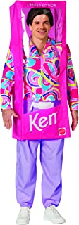 RASTA IMPOSTA Barbie Ken Doll Box Costume