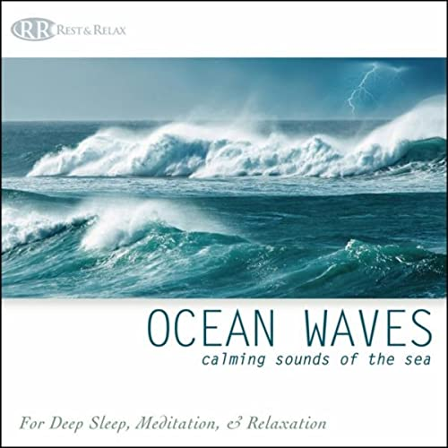 Ocean Waves: Calming Sounds Of The Sea. Nature Sounds For