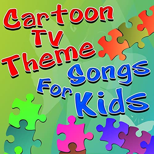 Cartoon TV Theme Songs For Kids by TV Theme Band on Amazon Music