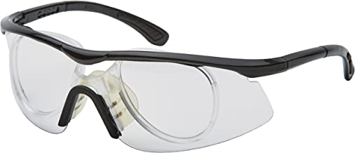 Unique Sports Tourna Specs Clear Protective Eyewear with Prescription Adapter