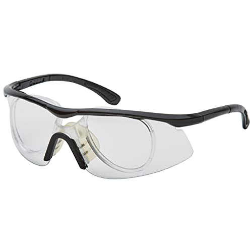 52144d0ed3 Unique Sports Clear Protective Sports Eyewear with Prescription Adapter