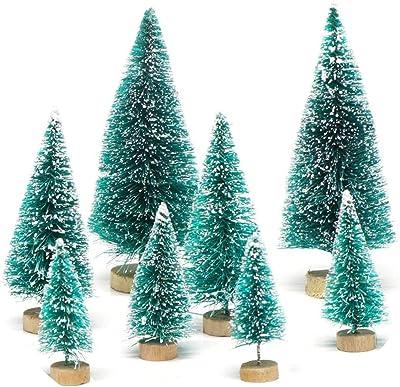 Amazon.com: Guestway - Bola de nieve para árbol de Navidad ...