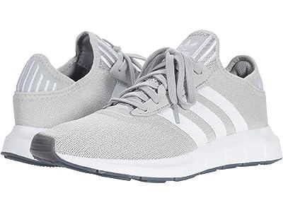 adidas Originals Swift Run X W (Grey Two/Footwear White/Silver Metallic) Women