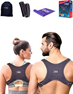 Back Straightener Posture Corrector for Women and Men – Shoulder Brace Back Posture..