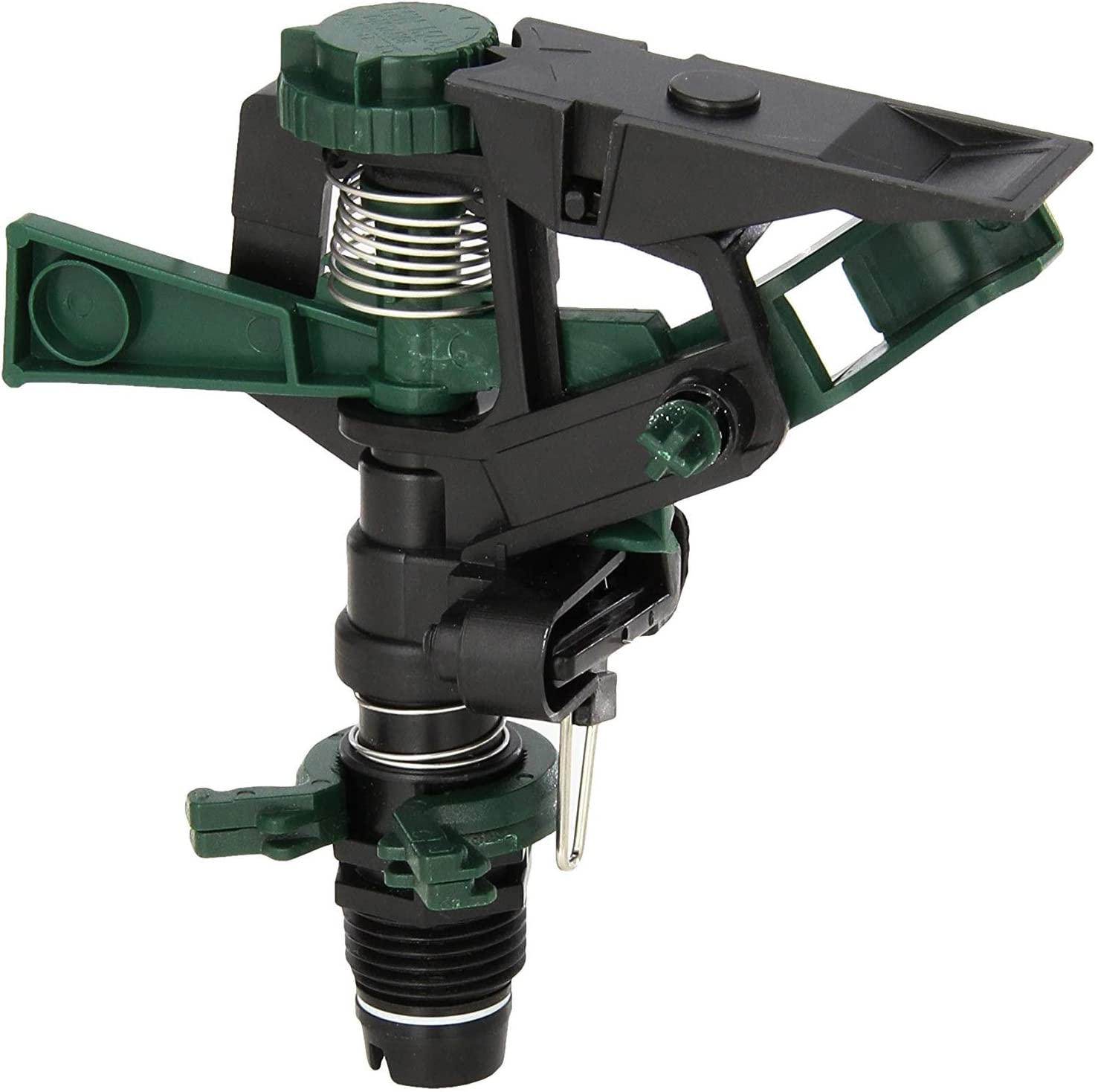 Orbit 10 Pack 1 2 Inch Plastic Lawn Head Impact Sprinkler Direct Popular brand in the world sale of manufacturer