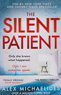 The Silent Patient: The Richard and Judy bookclub pick and Sunday Times Bestseller: The record-breaking, multimillion copy...
