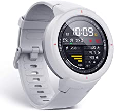 Amazfit Verge Smartwatch with Alexa Built-in, GPS Plus GLONASS All-Day Heart Rate and Activity Tracking, 5-Day Battery Lif...