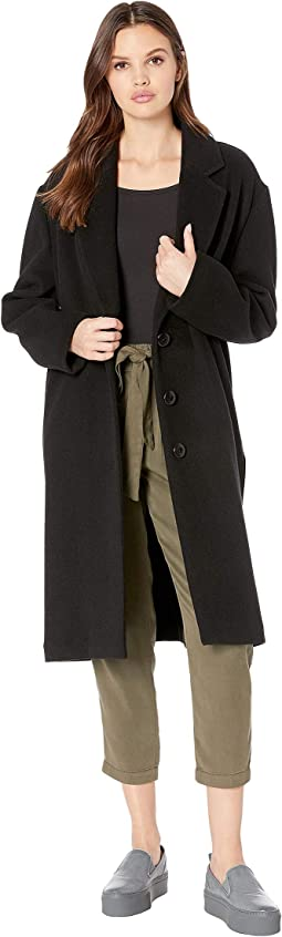 Perfect Wool Blend Overcoat