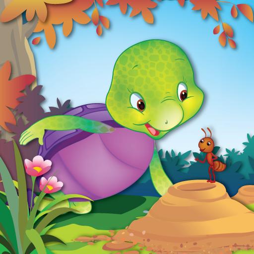 Purple Turtle: Save the Trees