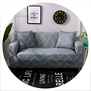 Goodforyou21 Stretch Sofa Cover Elastic Lion Sofa Covers for Living Room loveseat Furniture Covers Slipcovers for Armchairs Couch Sofa Set 1PC,Color 21,2-Seater(145-185cm)