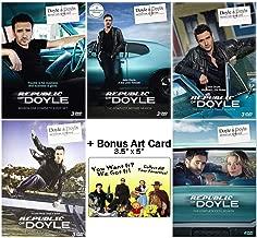 Republic of Doyle: TV Series Complete Seasons 1-5 DVD Collection + Bonus Art Card