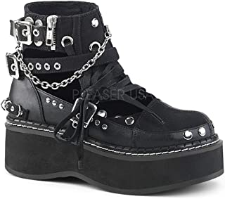 Demonia Women's Emily-317 Ankle-High Boot