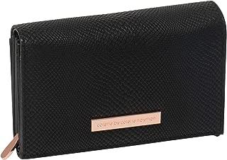 Black Dana Multi Pocket Wallet