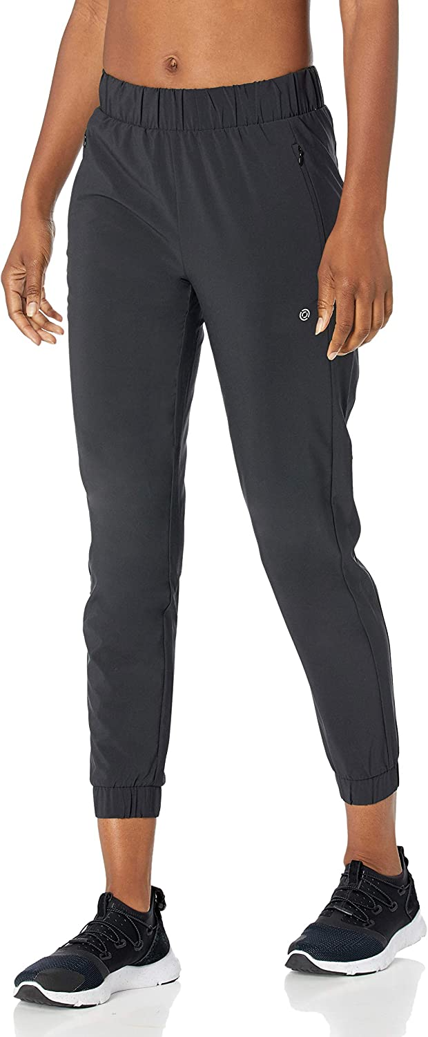 Seasonal Wrap Introduction Core 10 Women's Standard City 4 years warranty Fit Slim Woven Jogger Collection