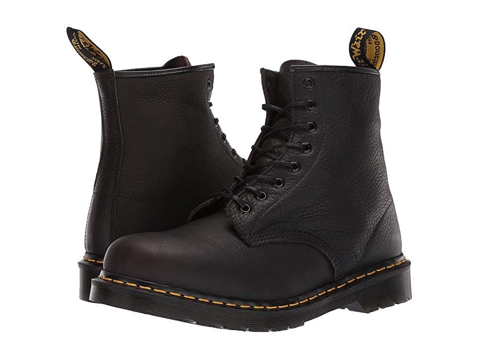 Dr. Martens 1460 Made In England (Black Abandon) Boots