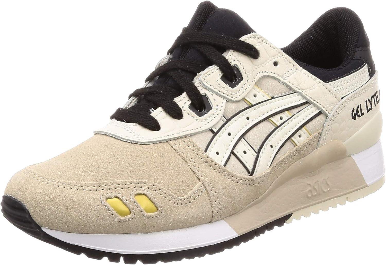 Asics Tiger Gel Lyte III Feather grau Birch 1191A201-021 Turnschuhe schuhe Schuhe Herren Men