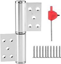 Atyhao deurscharnier, aluminium scharnier met automatisch sluitmechanisme, stil scharnier voor hotel