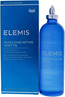 ELEMIS Musclease Active Body Oil - Relaxing Body Oil, 3.3 fl. oz.