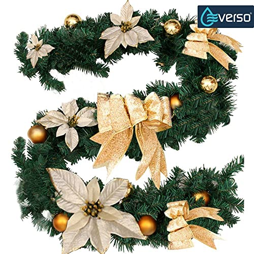 Fireplace Christmas Decorations.Christmas Decorations For Fireplace Amazon Co Uk