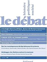 Le Débat N° 207 (Novembre - Décembre 2019) (French Edition)