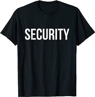women's security shirt