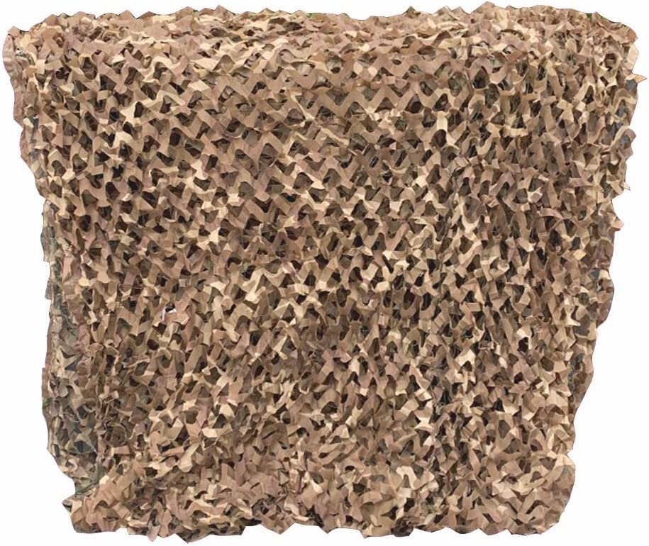 GXBCS Camo Netting Net Inventory cleanup Columbus Mall selling sale Blinds Desert Camping 9 for