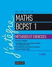 Livres Maths BCPST 1 Méthodes et Exercices PDF