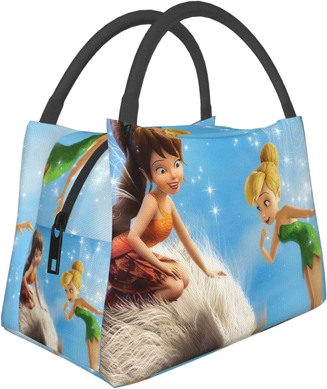 Tinkerbell Reusable Portable Insulated Lunch Box Tote SEAL Sales limited product Cooler Bag