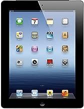 Apple iPad MD366LL/A (16GB, Wi-Fi + AT&T 4G, Black) 3rd Generation (Renewed)