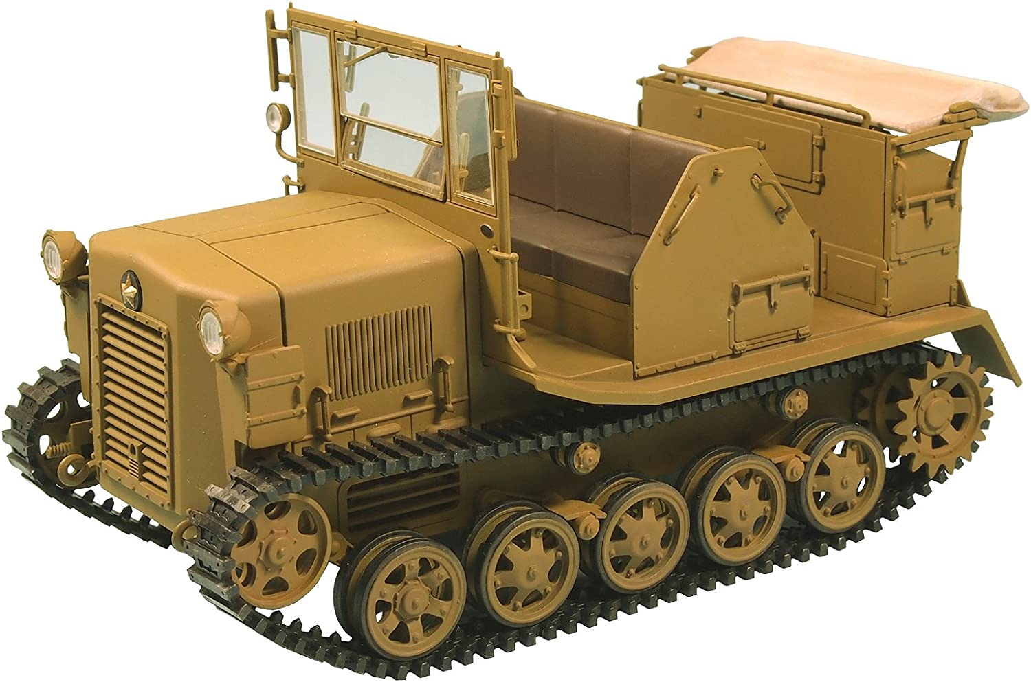 mejor reputación Type 98 4 Tuen Tuen Tuen tractor 1 35 Japanese Army  Sycamore  painted (G22M) (japan import)  muchas concesiones