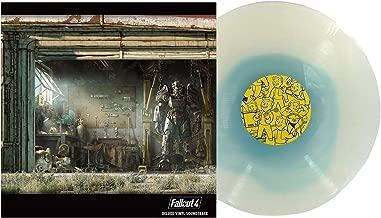 Fallout 4: Ultimate Soundtrack - Exclusive Limited Edition 6X LP Nuka Cola Quantum Blue Variant Box Set