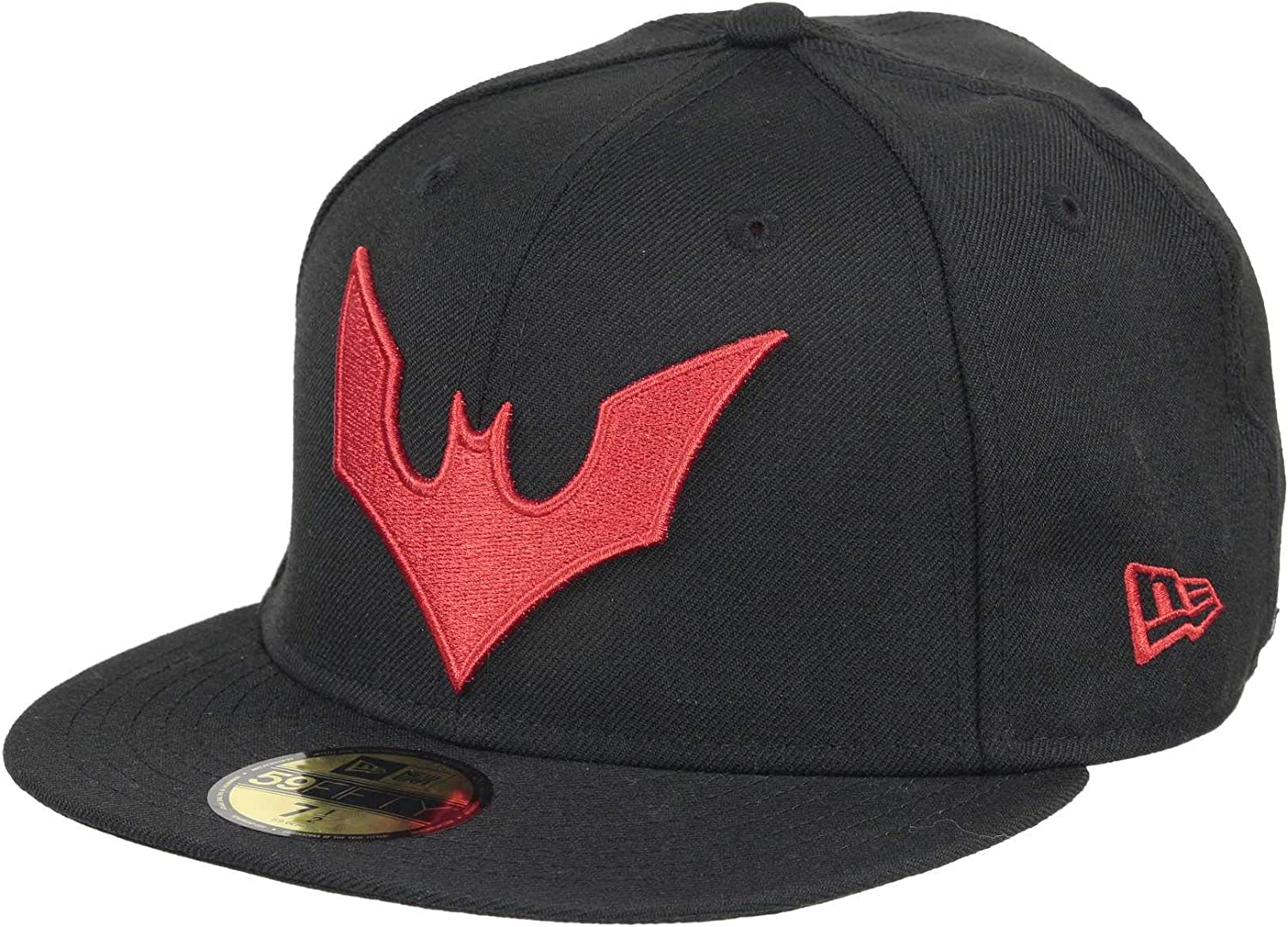 New Era Batman Edition Black Red 59Fifty Ranking TOP2 8-55cm Free shipping on posting reviews S 7 Basecap - 6