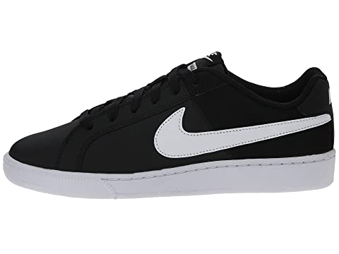 Nike Court Royale Black/White Shipping Outlet Store Online Clearance Top Quality IbR9MVRUw