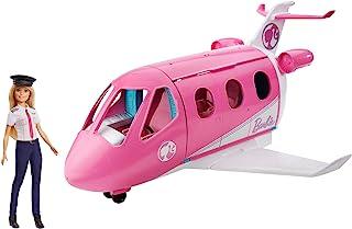 Barbie Avión de juguete accesorios para muñecas,