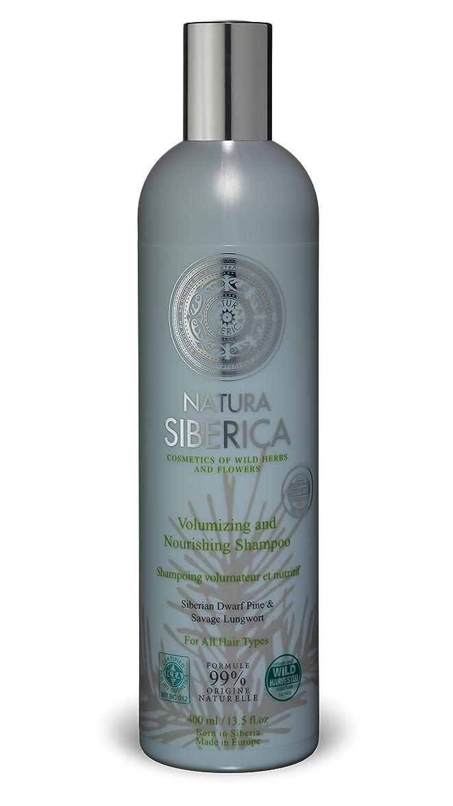 代表大胆なパズルNatura Siberica Hair Shampoo