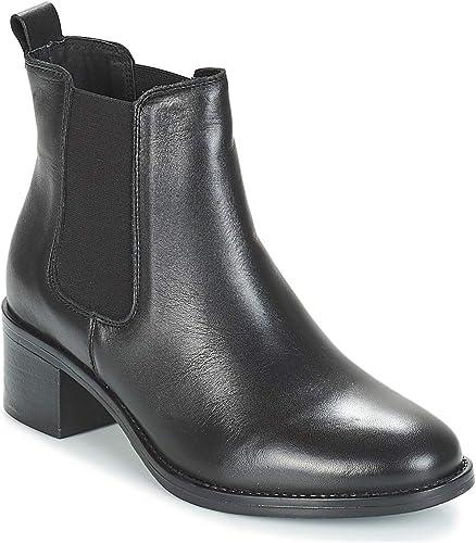 André Crumble Bottines bottes Femmes Noir bottes bottes  magasin en ligne de sortie