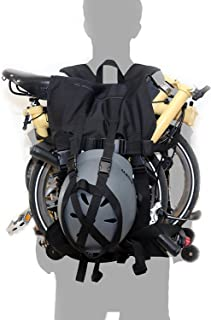 Lifting Backpack for Brompton by Bluesprite, Bicycle Bag