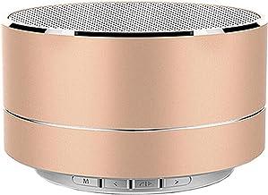 shiy Bluetooth Speaker LED Portable Speaker Bluetooth Speaker Wireless Bass BT Stereo Music Surround Sound Speaker for Sma... photo